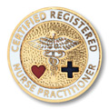 Certified Registered Nurse Practitioner Pin