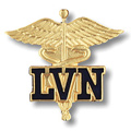Licensed Vocational Nurse Pin (Cal. & Tex. Only)