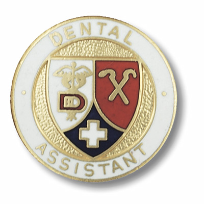 Dental Assistant Pin