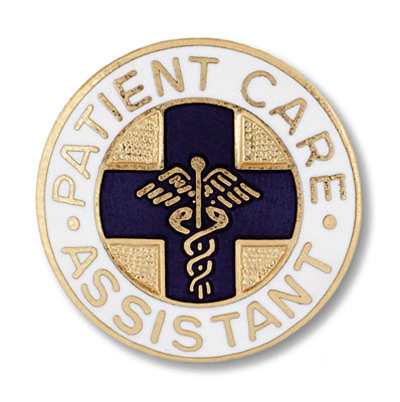 Patient Care Assistant Pin
