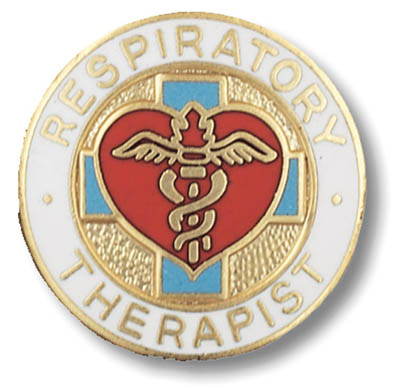 Respiratory Therapist Pin