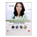 3M Littmann You Deserve the Best 24x36 Poster