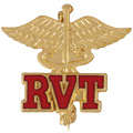 Registered Veterinary Technician Pin